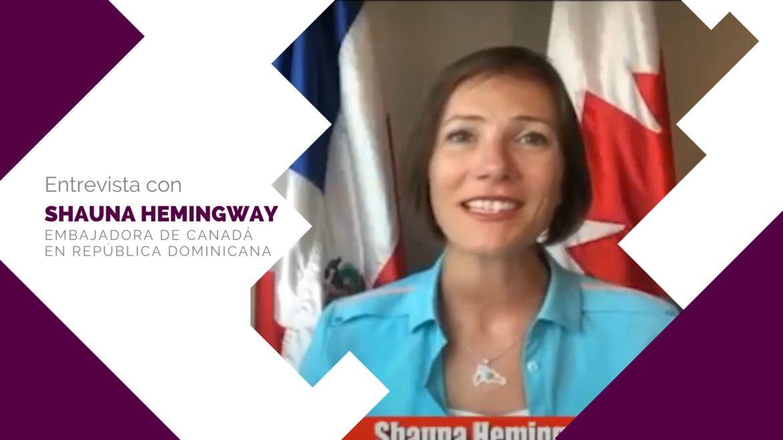 La Embajadora de Canadá invita a la celebración virtual del Día de Canadá en RD
