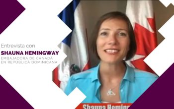 shauna hemingway embajadora de canada
