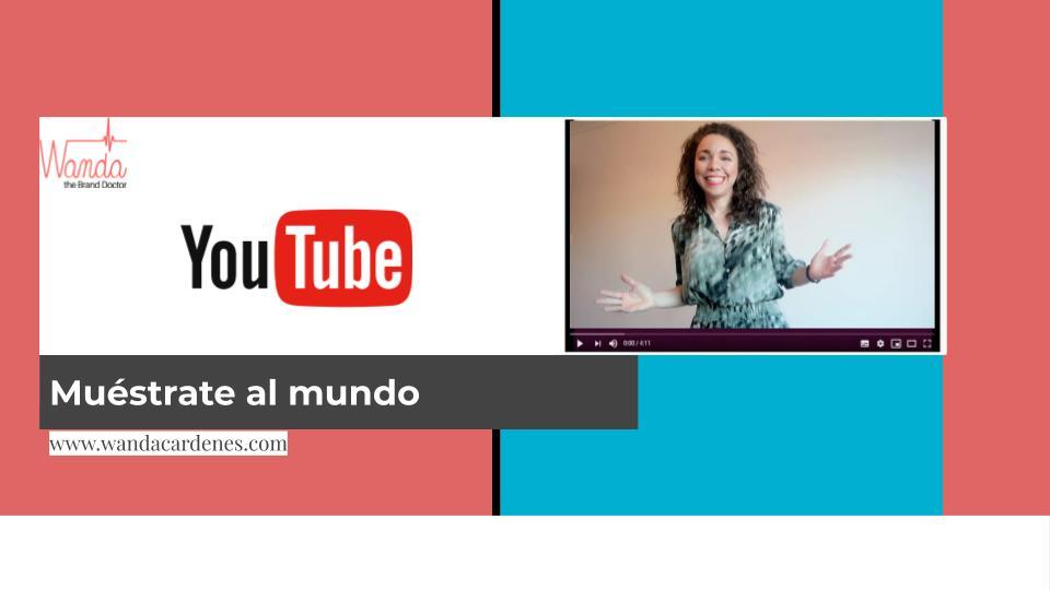 Como crear un canal de YouTube paso a paso