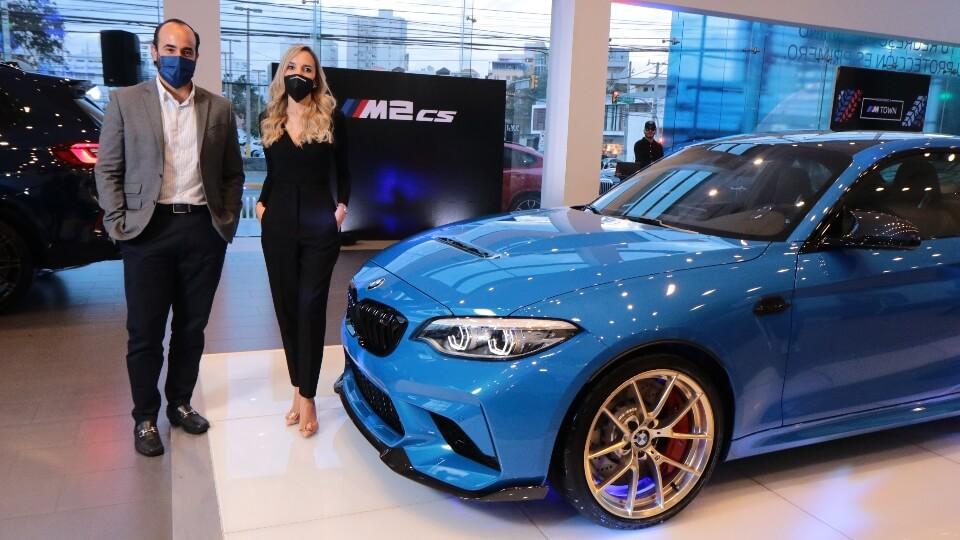 Magna Motors presenta el BMW M2 CS edición limitada
