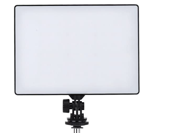equipo de iluminacion para grabar videos