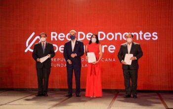 Red de donantes de sangre