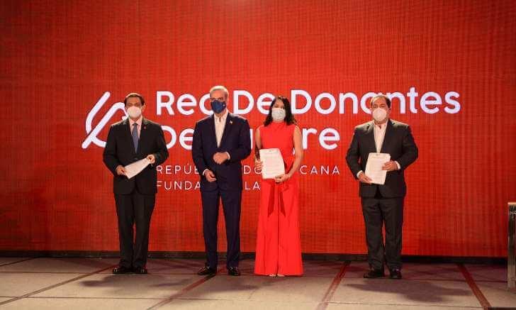 Lorenny Solano lanza la Red de Donantes de Sangre de Fundación LASO